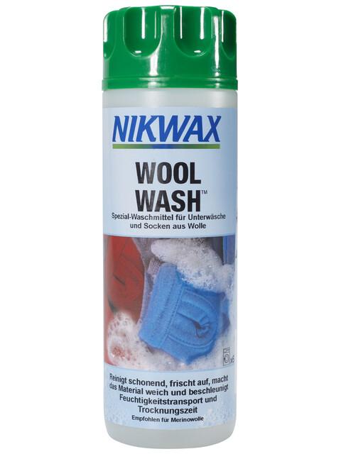 Nikwax Wool Wash 300 ml wit/bont